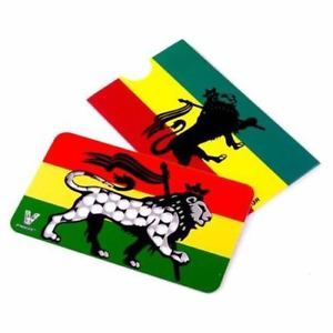 Credit Card Grinder, Rasta Lion