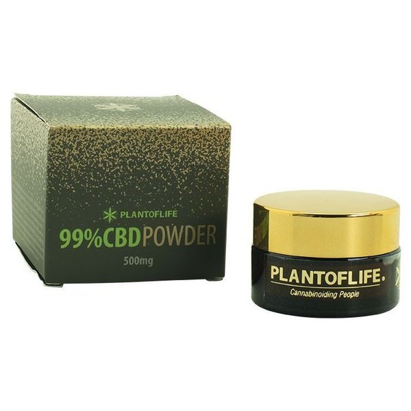 Plant Of Life CBD Crystals  500mg